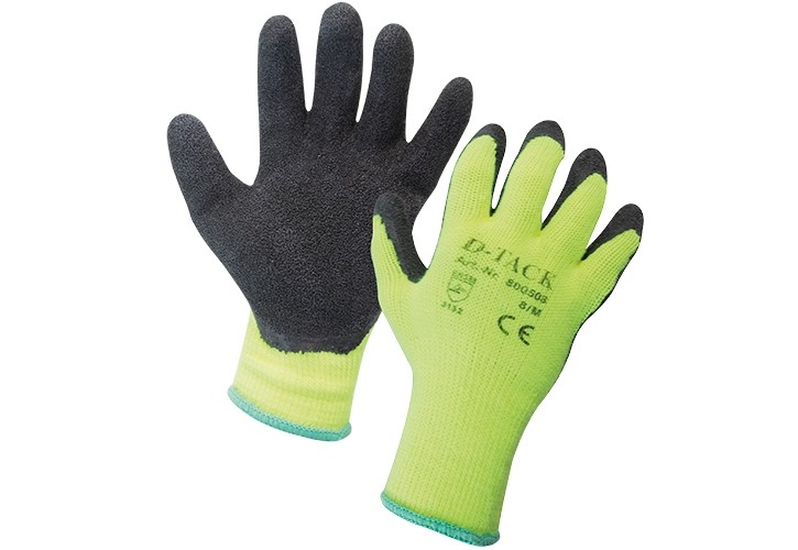 Handschuh Latexschaum-Acryl ISOPROTECT